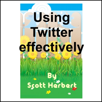 Using Twitter effectively - Free for registered participants.